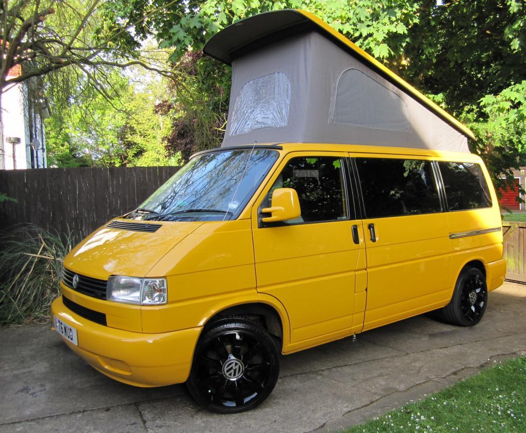 vw transporter t4 swb custom camper van vw t4 forum vw. Black Bedroom Furniture Sets. Home Design Ideas