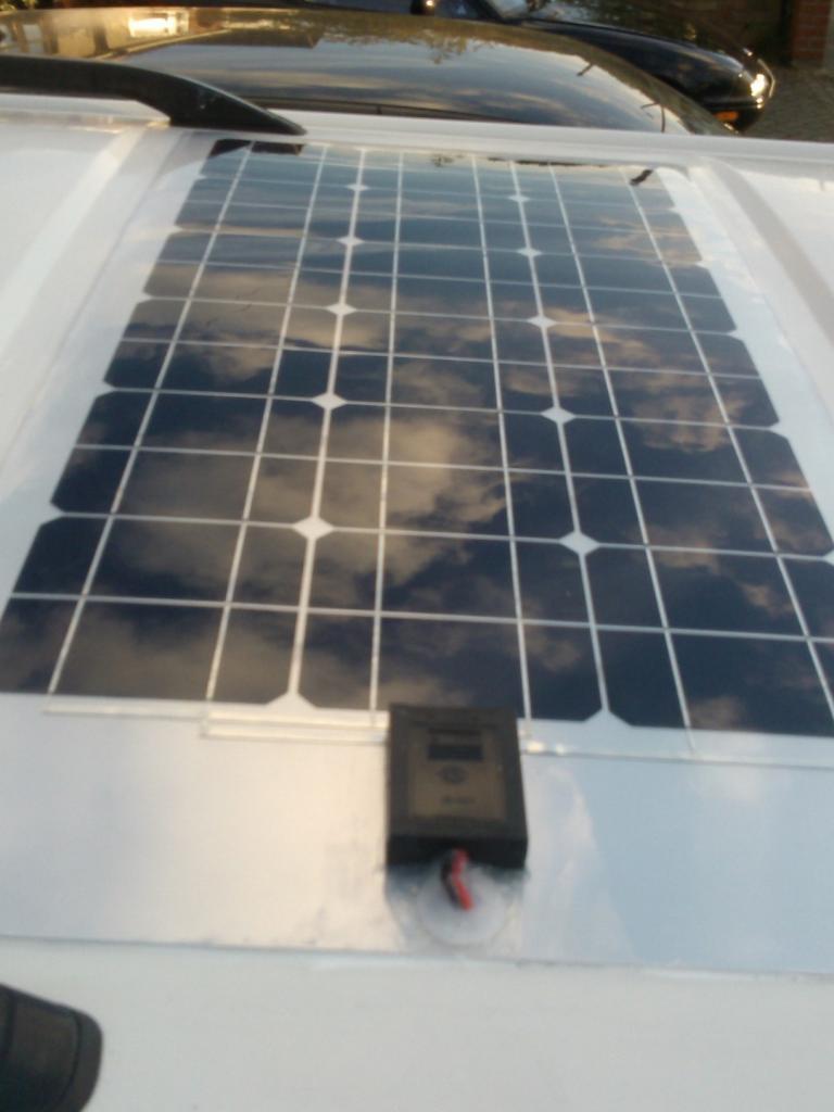 Solar Panel Vw T4 Forum Vw T5 Forum